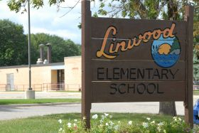 Information about Linwood Township, MN businesses, history, demographics, popluation, and location.